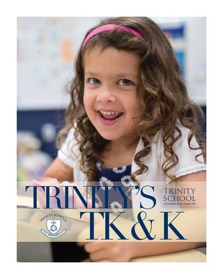 Transitional Kindergarten and Kindergarten Brochure