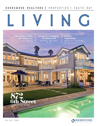 Shorewood Living Magazine Holiday 2015
