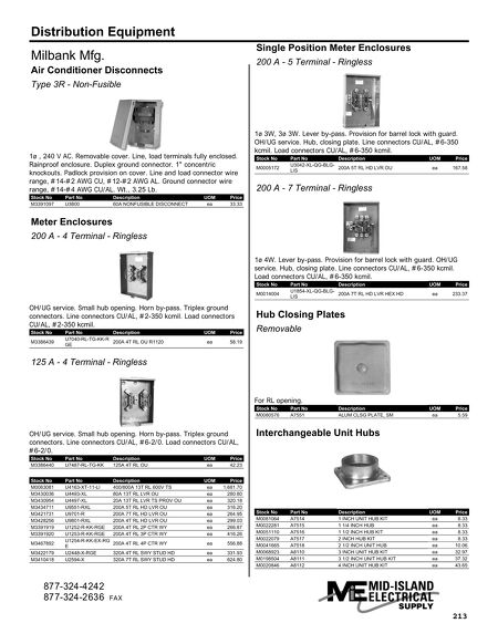 mid island mie_catalog_m4 Basic Electrical Wiring Diagrams at U7487 Rl Tg Wiring Diagram