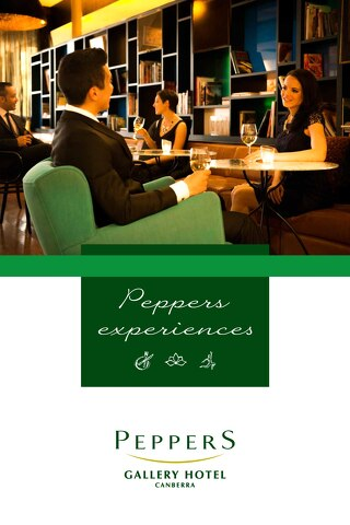 Peppers Gallery Hotel Experience Brochure