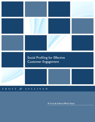 Social Profiling for Effective Customer Engagement