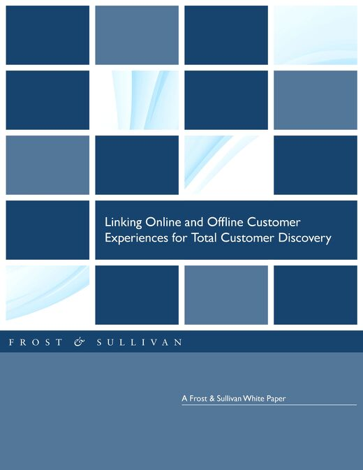 Linking Online and Offline Customer Experiences for Total Customer Discovery