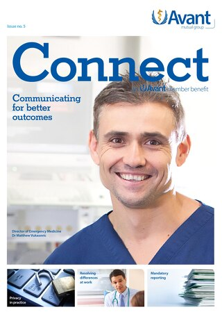 Issue no. 5  - Communicating for better outcomes