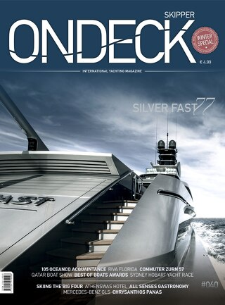 Skipper ONDECK | Issue 040 Preview