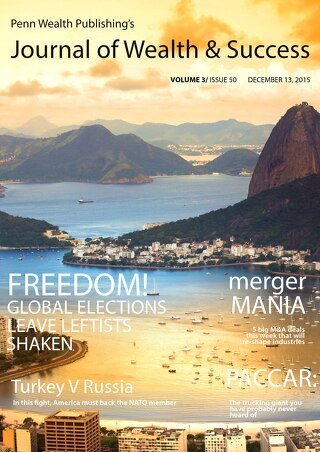 2015.12.13 Journal of Wealth & Success Vol 3 Issue 50
