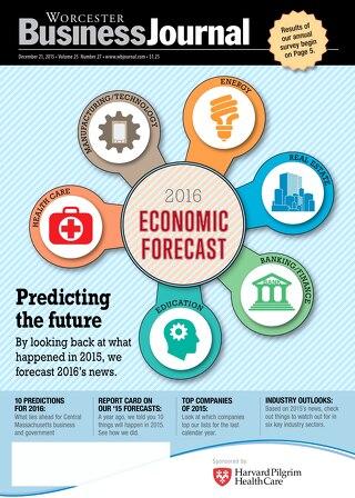 December 21, 2015-Economic Forecast