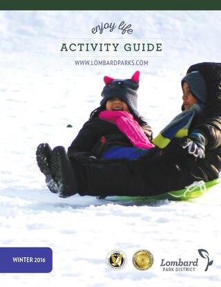 Winter 2016 Activity Guide