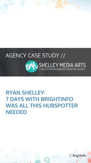 Agency Case Study: SMA