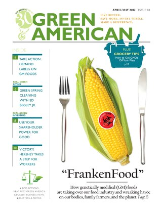 Green American #88, April-May 2012