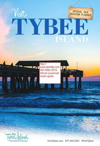 Official Visit Tybee Visitor Guide 2016