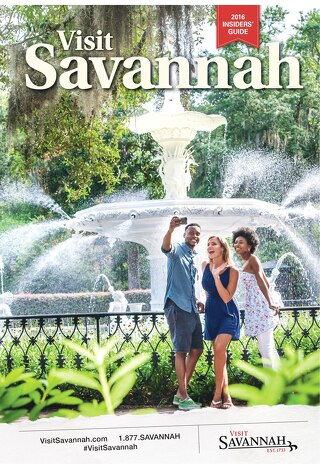 Official Savannah Visitor Guide 2016