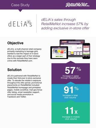 dELiA's Case Study