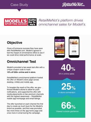 Modell's Case Study