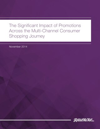 The Impact of Promotions Across the Shopping Journey