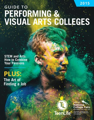 2015 Guide to Performing & Visual Arts Colleges