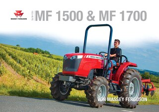 MF 1500 & MF 1700 - DE