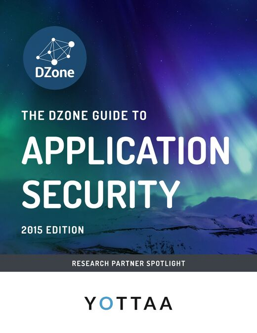 DZone Application Security Guide (Excerpt)
