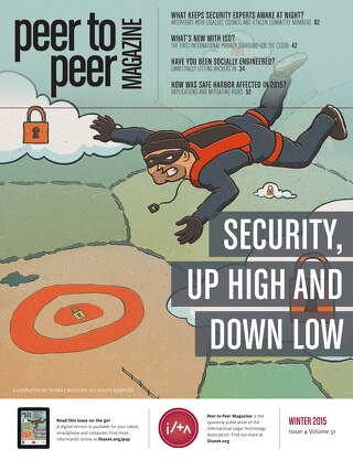 Security, Up High and Down Low (Winter 2015)