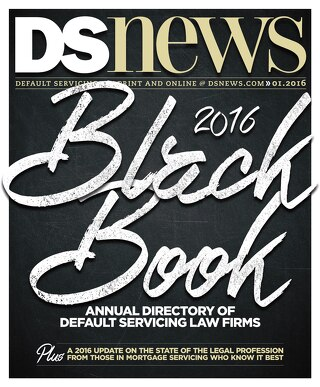 January 2016 - The 2016 Black Book