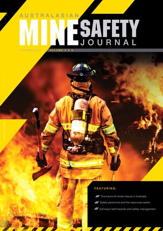 Australasian Mine Safety Journal Volume 3.9 2012