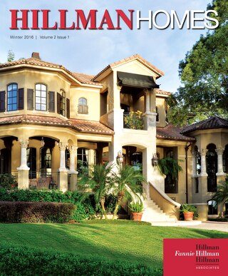 Hillman Homes Winter 16