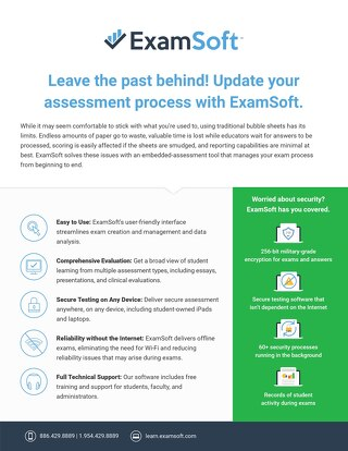 ExamSoft Scantron Overview