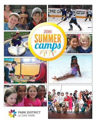 2016 Park District of Oak Park Summer Camps