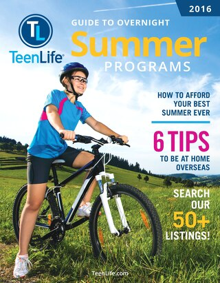 2016 Guide to Overnight Summer Programs