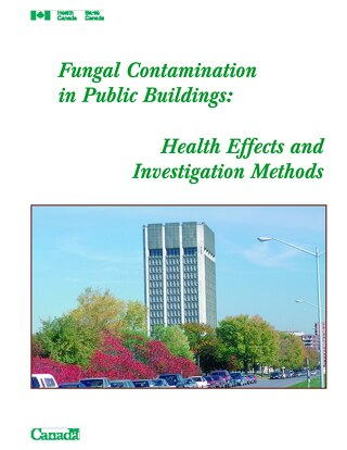 Health Canada Fungal Contamination in Public Buildings
