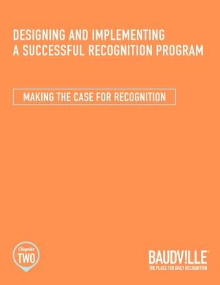 Making the Case for Recognition
