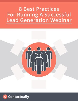 8 Best Practices for Running a Successful Lead Generation Webinar
