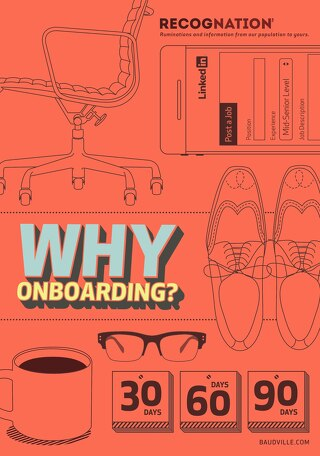 Recognation: Why Onboarding?