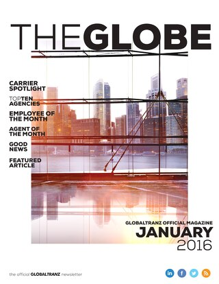 2016 January Globe
