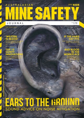 Australasian Mine Safety Journal Issue 27 Summer 2016