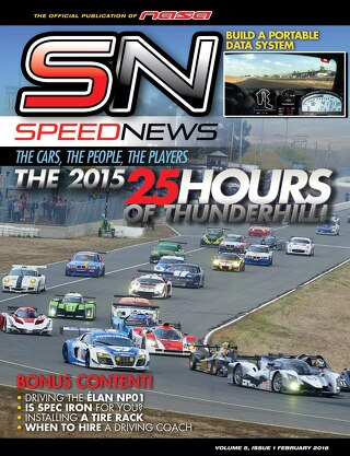 Speed News February 2016