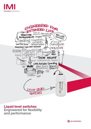 Liquid Level Switch Brochure - z7419BR
