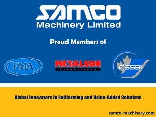 Samco Corporate Presentation 2016