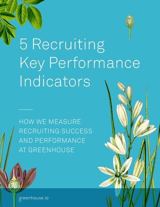 5 Recruiting Key Performance Indicators