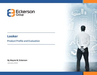Profile of Looker - Eckerson Group