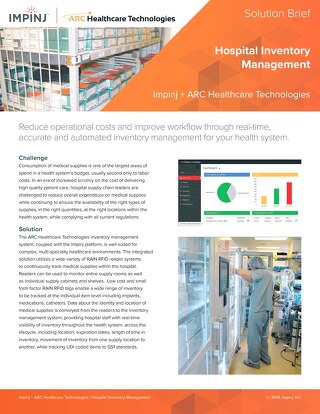 Hospital Inventory Management