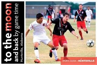Huntsville/Madison County Sports Guide