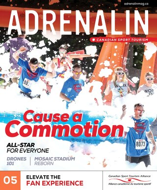 Adrenalin Spring 2016
