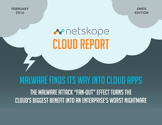 EMEA Netskope Cloud Report - February 2016