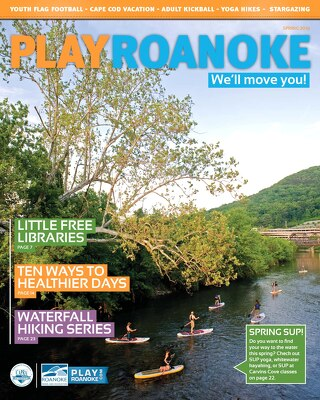 Play Magazine Spring 2016