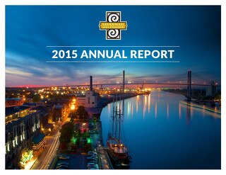 Chamber 2015 Annual Report