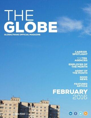 2016 February Globe