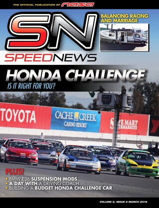 SPEED NEWS March 2016