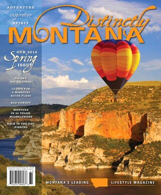 Distinctly Montana Spring 2016