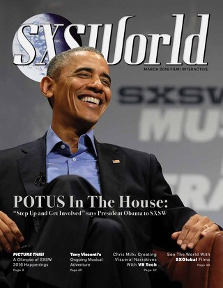SXSWorld March 2016 – Film & Interactive
