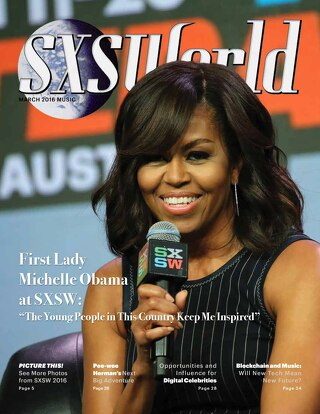 SXSWorld March 2016 – Music